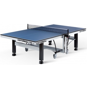 Теннисный стол Cornilleau COMPETITION 740 ITTF blue
