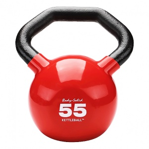 Гиря 24.9 кг Body Solid KETTLEBALL KBL55