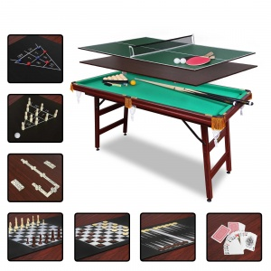 Стол-трансформер Fortuna Billiard Equipment Fortuna русская пирамида 5фт 9 в 1